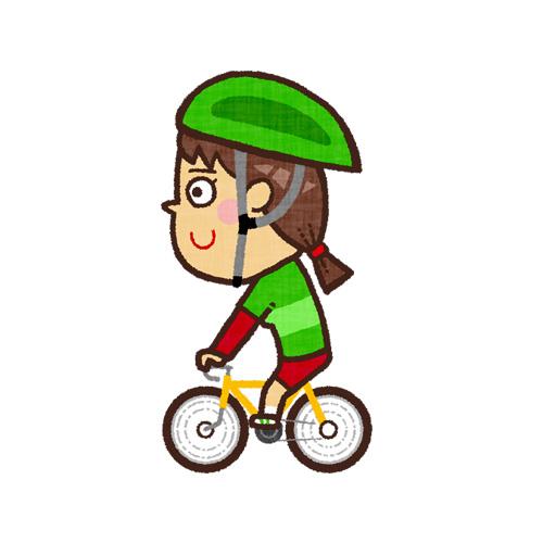 サイクリング(女性)