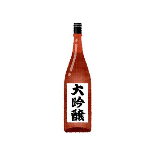 日本酒(大吟醸)