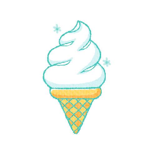 ソフトクリーム(バニラ)
