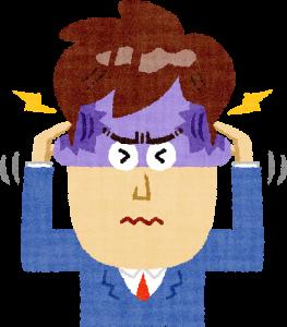 頭痛 男性02