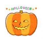 かぼちゃのランタン