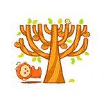 サルも木から落ちる(諺)